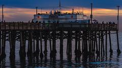 Balboa Pier (JM L) Tags: balboa beach newportbeach pier balboapier california adobecameraraw eos20d