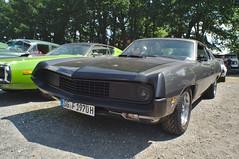 Maybe Ford Grand Torino 1970 (Triple-green) Tags: 2018 carlzeiss flektogon420 ford fujifilm fujifilmxpro1 grandtorino kaunitz lensturbo sonntag strasenkreuzertreffen zhongyilensturboii