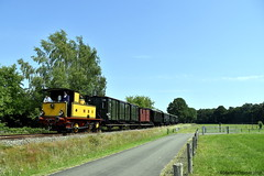 "MBS ""Magda"", Haaksbergen (cellique) Tags: mbs loc7 magda stoomtrein museumtrein spoorwegen buurtspoorweg haaksbergen boekelo treinen eisenbahn zuge railway train"