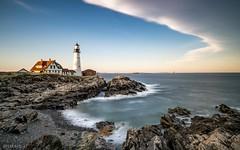 Portland Headlight (Wim Air) Tags: headlights portland usa water seascape light tower