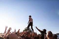 Honningbarna @ Trondheim Rocks 2018 (2) (TAKleven) Tags: canoneos5dmarkii canonef24105lisusm live band stage scene music musikk musikkfestival musicfestival trondheim norway norge trondheimrocks trondheimrocks2018 gig concert konsert