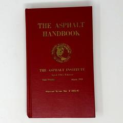 The Asphalt Handbook 1970 A (Eudaemonius) Tags: 20180608 ebay items cleaned books tea vhs tapes eudaemonius bluemarblebounty