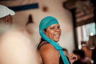 Cuba - Singer in Old Havana