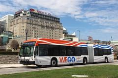 WeGo (So Cal Metro) Tags: niagara niagarafalls ontario bus canada wego novabus lfs artic articulated articulatedbus bendybus metro transit