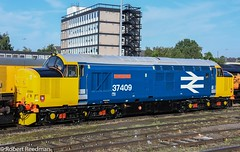 37409 (47843 Vulcan) Tags: 37409 tractor class37 derbyrtc largelogo drs 374 lordhinton directrailservices englishelectric br exworks
