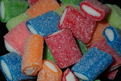 Candy (me.behindthelens) Tags: candy macromonday sweets colourful macromondays