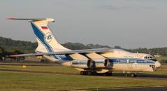 "RA-76503 Volga-Dnepr Ilyushin Il-76TD-90VD arrives at Prestwick as ""VDA4269"" from Bridgetown,Barbados in the last of the days stunning light.12/6/18 (BS Images.) Tags: il76 volgadnepr freighter russia ilyushin airport aircraft aviation ayrshire egpk glasgowprestwick gpa prestwick prestwickairport pik southayrshire scotland"