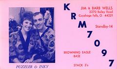 t30000782 (myQSL) Tags: cb radio qsl card 1970s