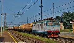 E652 159 (MattiaDeambrogio) Tags: e652 trenitalia cargo mercitalia rail milanogenova pontecurone stazione ferroviaria tigre