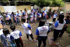 Voluntariado El Trebol JQ006 (US Embassy San Salvador) Tags: elsalvador embajadaamericana embajadadelosestadosunidos juanquintero diadelaamistad comunidadeltrebol glasswing fundacionleernoshacelibres voluntariado