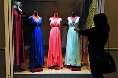 fashion (N I C K ....1 8 2 8) Tags: vestito abito moda fashion donna woman sony cameraphone