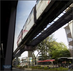 Kuala Lumpur Monorail 20180110_095722 DSCN1299 (CanadaGood) Tags: asia asean seasia malaysia malaysian kl kualalumpur building tree monorail train bus traffic canadagood 2018 thisdecade color colour peninsularmalaysia