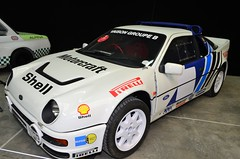 Ford RS 200 (benoits15) Tags: automotive automobile anciennes avignon retro racing rallye renault rally italian italia italy old prestige supercar festival flickr french gt german historic motor meeting car classic coches cars collection circuit voiture vintage nikon ford rs 200