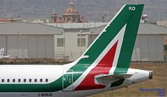 I-BIKO LMML 08-06-2018 (Burmarrad (Mark) Camenzuli Thank you for the 12.2) Tags: airline alitalia aircraft airbus a320214 registration ibiko cn 1168 lmml 08062018