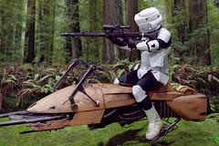 9Week 23 (DarrenNunis) Tags: ashotaweekyear9 sonyalpha a7rii 2470mmf28 hdr guygowan bokeh stormtrooper forestmoonofendor speederbike