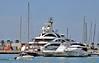 Yachts and megayachts (Domènec Ventosa) Tags: vilanova cataluña mediterráneo puerto deportivo lujo yates megayates agua barcos amarre costa deporte catalonia mediterranean port sports luxury yachts megayachts water boats mooring coast sport