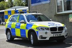 SF16 OKK (S11 AUN) Tags: police scotland bmw x5 xdrive30d 4x4 traffic car drpu divisional roads policing unit anpr rpu 999 emergency vehicle cdivision sf16okk