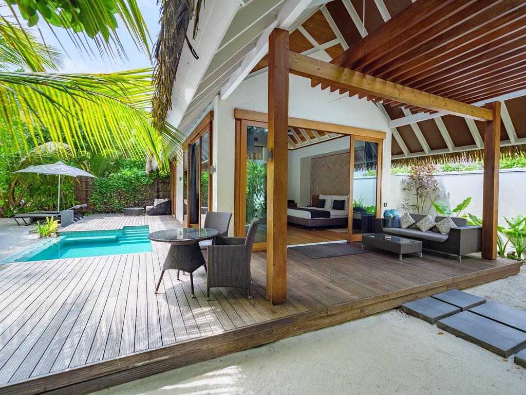 Pool Villa - Exterior