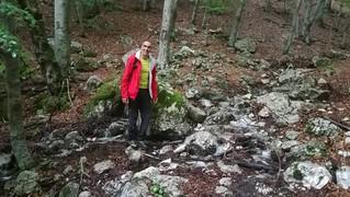 Sorgenti del Fiume Aniene, nel territorio del comune di Trevi nel Lazio (FR)
