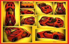 mental (Modeler : Auto design & diecast scale car station) Tags: 2017 2018 supercars hypercars ferrari laferrari 458 488 gtb p4 lamborghini countach aventador sv miura reventon veneno bugatti veyron pagani huayra zonda porsche carrera 918 917 vector w2 w8 corvette stingray 2016 mustang ford gt kyosho auto art minichamps 118 diecast delahaye delage osten jaguar mclaren m20 can am p1 f1 designer bertone pininfarina centenario mercedes amg red bull x2010