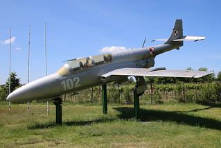 PZL-WSK Mielec TS-11 Iskra-bis B Polish Air Force 807(102)