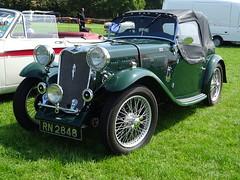 1933 Singer Nine Sports (Neil's classics) Tags: vehicle 1933 singer nine sports