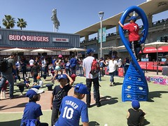 """Kids Play Zone at Dodgers Stadium • <a style=""""font-size:0.8em;"""" href=""""http://www.flickr.com/photos/109120354@N07/42387163672/"""" target=""""_blank"""">View on Flickr</a>"""