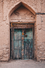 Embellished Door (dogslobber) Tags: yellow oman omani middle east eastern arab arabian peninsula travel adventure explore wanderlust door doors