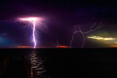 IMG_3126 (Murray Foubister) Tags: australia 2009 summer westernaustralia lightning lighteffects travel clouds