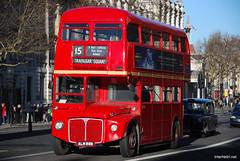 Двоповерховий автобус Лондон InterNetri United Kingdom 0289