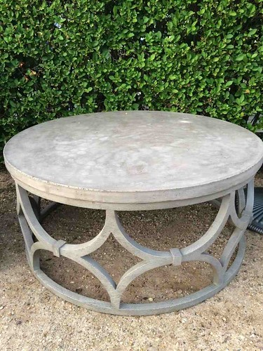 Outdoor Coffee Table Height