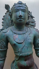 Chola sculpture (davidthegray) Tags: sculpture chola hindu tamilnadu southindia statue temple india southernindia दक्षिणभारत भारत தமிழ்நாடு தென்இந்தியா ದಕ್ಷಿಣಭಾರತ