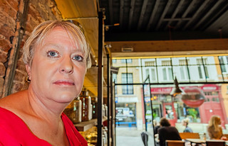 Pam (I Love Coffee Expresso Bar)  Bruges (Fujifilm X70 Trans-X Compact with 21mm Converter Lens)  (1 of 1)