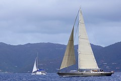 BVI May 3, 2018 Norman Island, The Indians to Cooper Island (kimshand) Tags: normanisland theindians bvi cooperislandbeachclub britishvirginislands vacation charter bareboat bareboatcharter snorkeling snorkel swim swimming sailing sail sailboats saba50 carribean catamaran