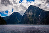 Milford Sound (tcmealy) Tags: milford sound fiordland national park newzealand new zealand water mountains travel nikon d7200 wideangle