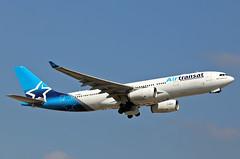 C-GUBH Airbus A330-243 Air Transat (Keith B Pics) Tags: lgw gatwick egkk keithbpics a330 airbus airtransat cgubh