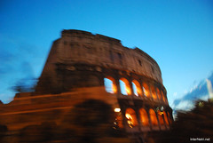Нічний Рим, Італія InterNetri Italy 108