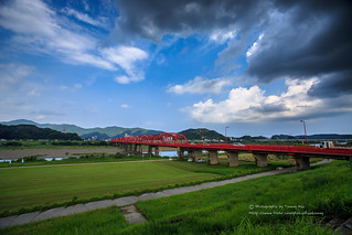 四萬十川橋
