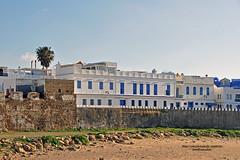 Asilah. Wall (Juan C. García Lorenzo) Tags: morocco marruecos maroc almaghrib africa áfrica travel viajes nikon nikond90 wall muralla asilah