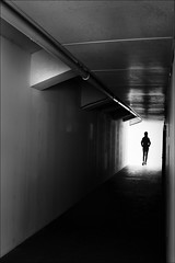 F_47A2758-2-BW-Canon 5DIII-Canon 16-35mm-May Lee (May-margy) Tags: maymargy bw portrait viewfromback silhouette backlighting corridor hall pipe figure humaningeometry streetviewphotography linesformandlightandshadow mylensandmyimagination naturalcoincidencethrumylens tainancity taiwan repofchina f47a27582bw canon5diii canon1635mm maylee