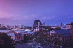 Winter - Sydney 2018 (leonsidik.com) Tags: leon sidik fujifilm landscape australia nsw newsouthwales sydney harbourbridge sydneyharbourbridge sunset city cityscape