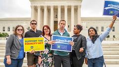 2018.06.04 SCOTUS Rally, Masterpiece Cake Case, Washington, DC USA 02745
