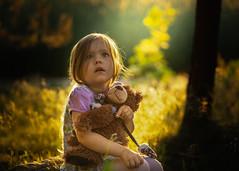062018 (Sagala Fotografie) Tags: child childhood girl forest bear portrait tree baby childrenphotography familyphotography childrenphotographer children