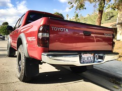 New Lights (boxbabe86) Tags: may shadowpines pickuptruck tacoma taillights lights toyota truck