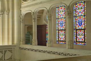 Galerie des vitraux