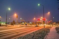 Opole (nightmareck) Tags: opole opolskie poland polska europa europe winter zima zmierzch dusk handheld fujifilm fuji fujixe1 fujifilmxe1 xe1 apsc xtrans xmount mirrorless bezlusterkowiec xf1855 xf1855mm xf1855mmf284rlmois zoomlens fujinon