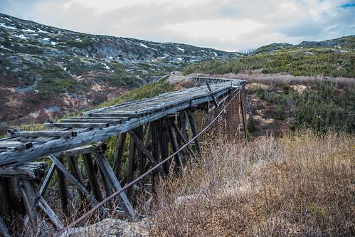 White Pass & Yukon Railroad - Skagway - Alaska (11 of 19)