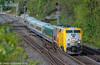 Via #80 at Bayview (Glenn Courtney) Tags: 40years 80 906 on ontario p42 p42dc bayview burlington passenger railroad railway signal train via viarail