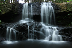 Summer Falls (EyeoftheImage) Tags: amazing beautiful bestshotoftheday breathtaking capturing capture country colorful colors discovery depthoffield dof exploring earth exquisite explore exposure forests forest fall falls globe greatphotographers greatnature landscape landscapes light longexposure longexposures longexposurewater newengland ngc nature powerful rural travel water waterfall waterfalls weather