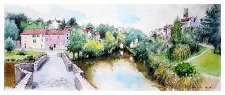 Bellac - France